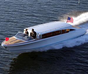 Hodgdon Yachts Hull 413 Limousine Tender