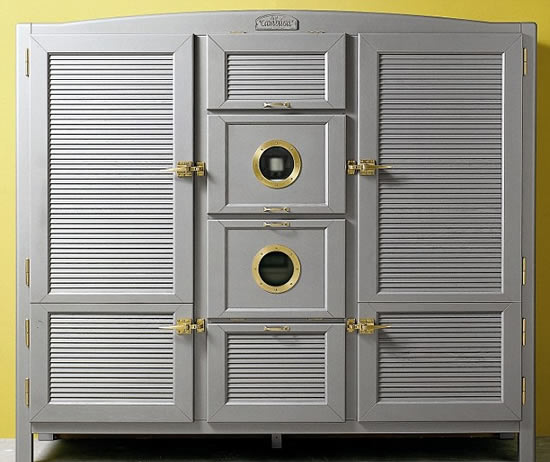 Meneghini La Cambusa Refrigerator Pics