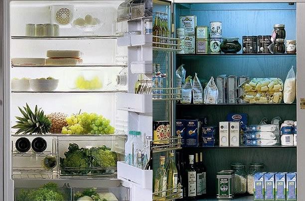 Meneghini La Cambusa Refrigerator Pictures