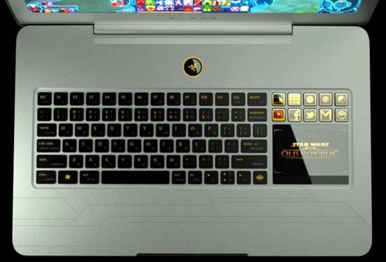 Razer Blade Gaming Laptop Pictures