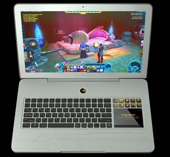 Republic Razer Blade Gaming Laptop
