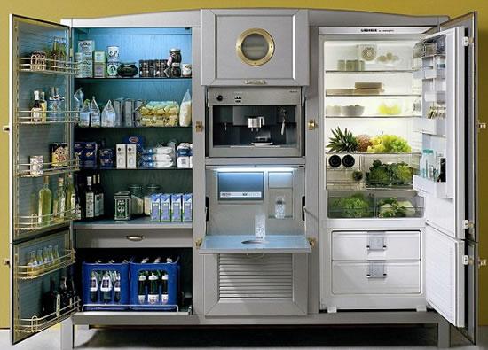 Meneghini La Cambusa Luxury Refrigerator