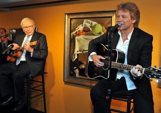 Bon Jovi Highest Paid Musician