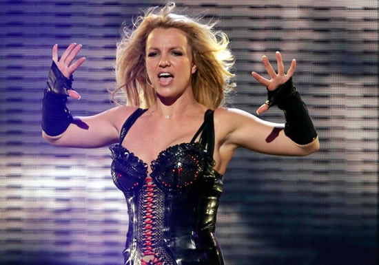 Britney Spears Highest Paid Musician