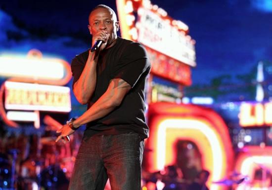 Dr Dre Highest Paid Musician