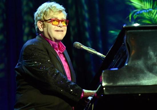 Elton John Highest Paid Musician