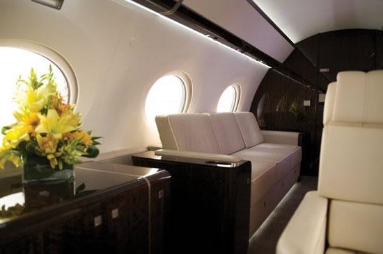 Gulfstream G650 Private Jet Pics
