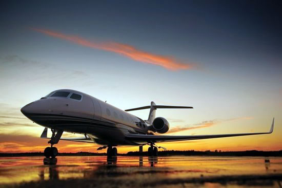 Gulfstream G650 Private Jet Pictures