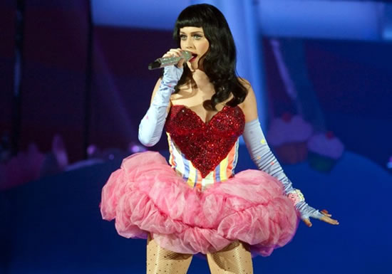 Katy Perry Highest Paid Musician