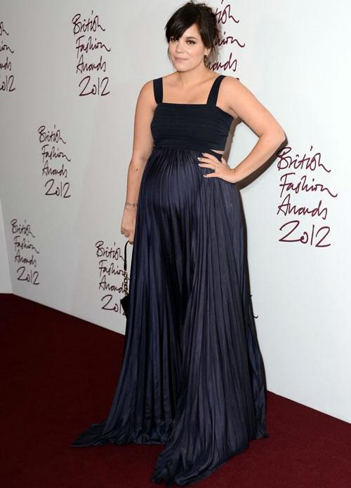 Lily Allen British Fashion