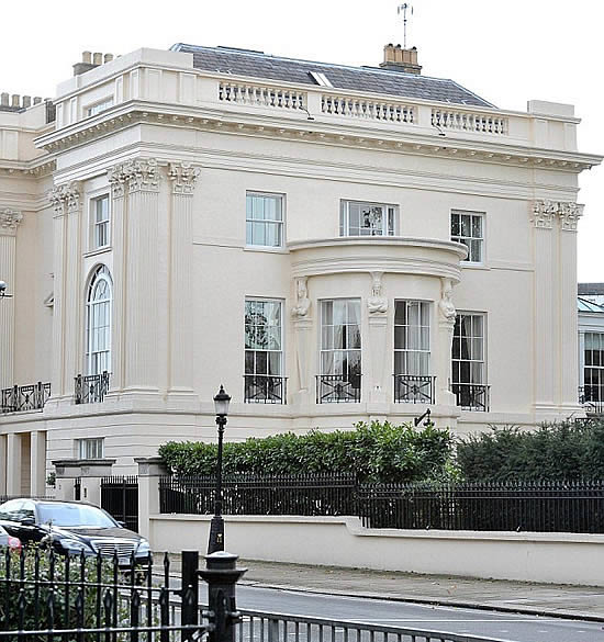 Most Expensive Terraced House
