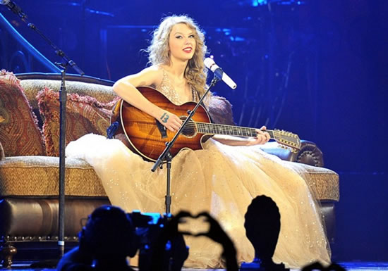 Taylor Swift Highest Paid Musician