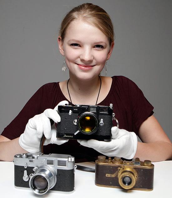 Three Most Expensive Leica Cameras