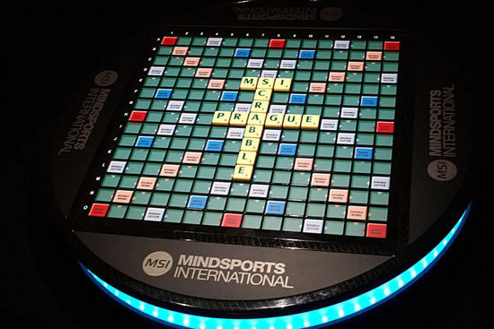Worlds Most Expensive Scrabble System
