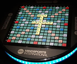 Worlds Most Expensive Scrabble System is Worth