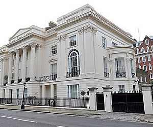 Worlds Most Expensive Terraced House for 161 Million