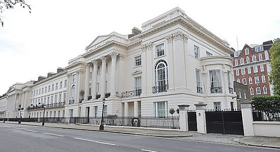 Worlds Most Expensive Terraced House
