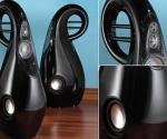 Audiophile Lacrima Speakers