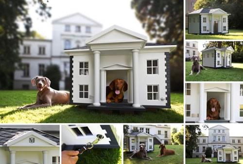 Custom made Alabama Dog House