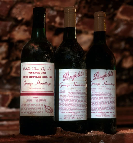 Million Penfolds Collection in London
