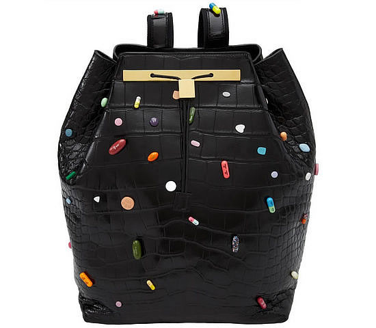 Worlds Most Expensive Backpack Pictures