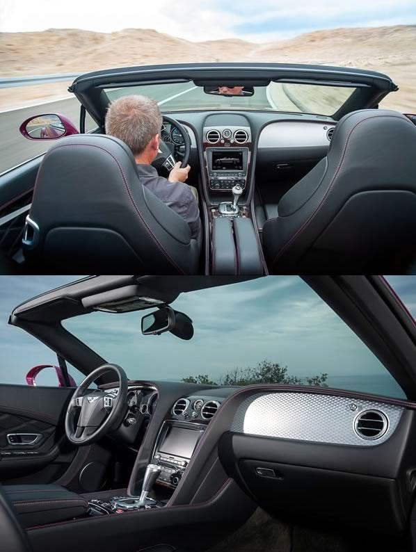 Bentley Continental GT Speed Convertible Images