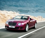 Bentley Continental GT Speed Convertible Unveiled