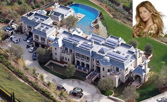 Gisele Bundchens new 20 Million Home