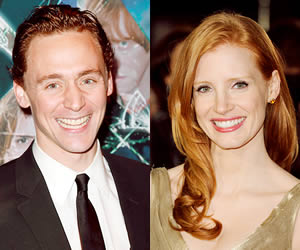 Jessica Chastain Dating Tom Hiddleston