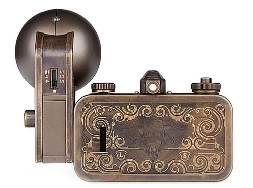 La Sardina Metal Western Edition Camera Pictures
