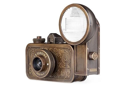 La Sardina Metal Western Edition Camera