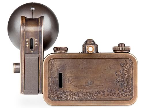 La Sardina Metal Western Edition Camera Photos