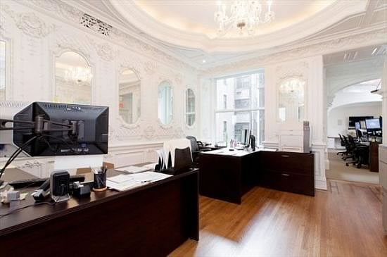 Most Expensive Office Space by Lehman Art House