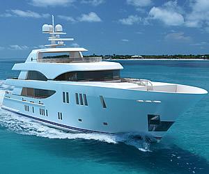 Ocean Alexander 155 Megayacht