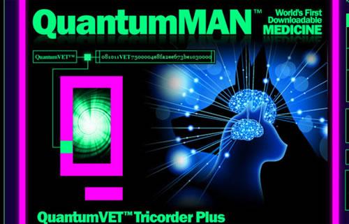 QuantumVet Tricorder Plus