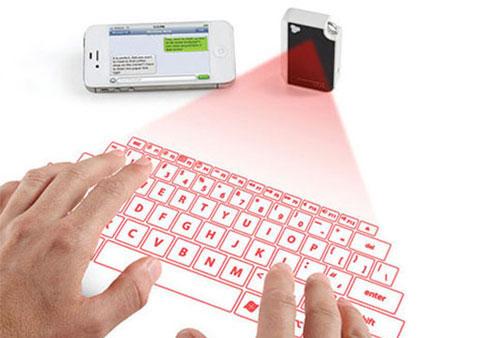 Virtual Wireless Keyboard
