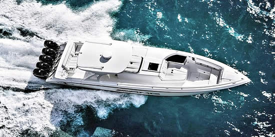 Cigarette Racing Yachts