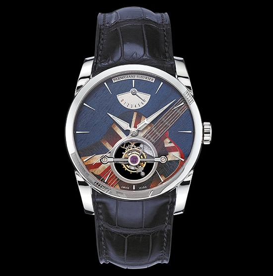 Parmigiani Fleurier Tonda Woodstock Tourbillon Photos