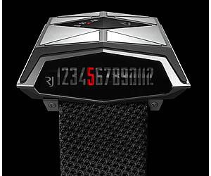 RJ-Romain Jerome Spacecraft first Pilot Watch