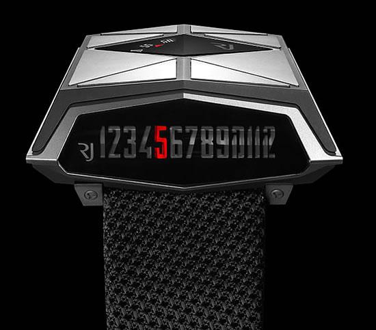 RJ-Romain Jerome Spacecraft first Pilot Watches