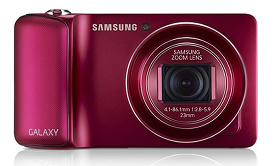 Samsung Wi-Fi Galaxy Camera Pictures
