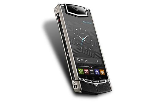 Vertu Ti The Android Phone