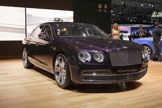 2014 Bentley Flying Spur Pics