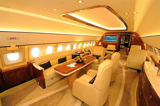 Airbus ACJ319 Photos