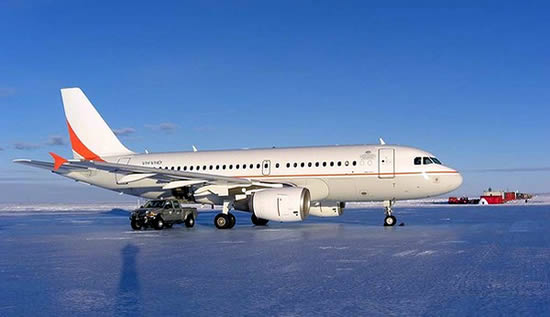 Airbus ACJ319 Pics