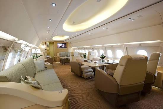 Airbus ACJ319 Pictures