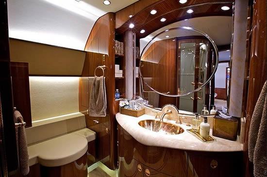 Airbus Luxury Private Jet Pics