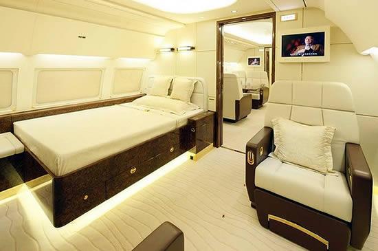 Airbus Luxury Private Jet