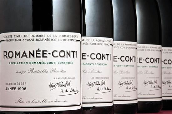 Burgundy Wine Collection Pictures