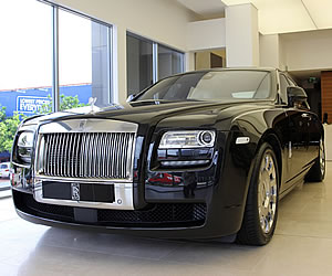 Most Expensive Rolls Royce Ghost